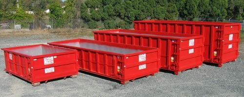 Dumpster Rental Houston